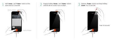 How to Put iPhone iPad iPod into DFU Mode Easily