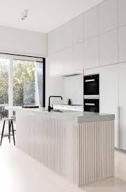 Beautiful Minimal Kitchen At Kerferd Road House Source Clare Cousins Architects Design Team Sarah Cosentino Birthisel