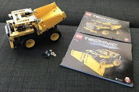 100 Lego Mining Truck Technic 42035 100 Complete EBay