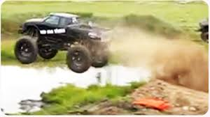 Monster Truck Mud Jump Win | Redneck Truck Washing - Video Dailymotion