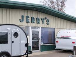 Jerrys Camping Center Travel Trailers Expandables Pop Ups Fifth Wheels Truck Caps Motorhomes Campers Madison Wisconsin