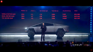 100 Ford Truck Values Tesla Cybertruck Starts From 39900 Better Value Than