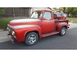 100 55 Ford Truck For Sale 19 Pickup For ClassicCarscom CC988330