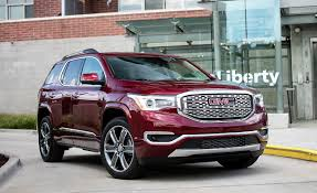 2017 GMC Acadia Denali AWD Test | Review | Car And Driver Wainwright 2017 Acadia Vehicles For Sale Gmc Awd 4dr Sle Wsle2 Spadoni Used Car Amp Truck 2012 Photo Gallery Trend Cars Trucks Sale In Mcton Nb Toyota 2018 Acadia New Kingwood Wv Preston County Knox 2010 Limited Northampton 2014 Carthage 2015 Preowned 2011 Sl Sport Utility Buffalo Ab3918 Denali Test Review And Driver 2019 Info Serra Chevrolet Buick Of Nashville