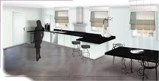 amenager une cuisine en longueur comment aménager une cuisine en longueur 2017 avec agencement dune