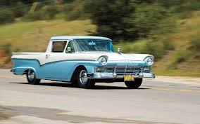 Classic Truck Comparison: 1957 Ford Ranchero Vs. 1959 Chevrolet El ... 1959 Chevrolet El Camino Classics For Sale On Autotrader 1957 Ford Ranchero Vs Motor Trend Pin By Joseph Poso Pinterest Camino Chevy And Cars A That Could Serve As A Car Or Pickup Truck 1966 Sale Near O Fallon Illinois 62269 1967chevtelcaminossfrontanglejpg 20481360 Vehculos Look Back At The Evolution Of Truc Genius Ideas 1964 El For Autabuycom Overthetop His Youtube And Whats In Name Parts Project The Hamb Is It Custom Truck Car Hot Rod Network