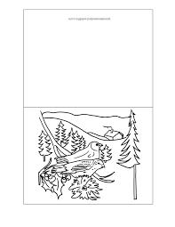 Free Printable Christmas Cards Birds At Wonderweirded Wildlife To Print