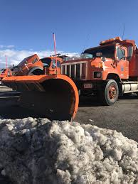 100 Trucks In Snow UDOT Urging Drivers To Stop Passing Plow Trucks