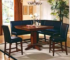 Breakfast Nook Dining Table Corner Room Set 6