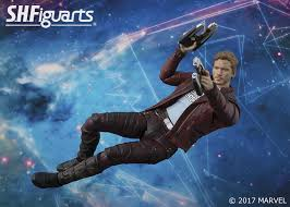 SH Figuarts Guardians Of The Galaxy Vol 2 Star Lord Figure Preview