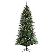 8 Ft Mountain Pine Artificial Christmas Tree by Christmas Trees U0026 Stands
