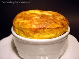 cuisiner le potimarron en l馮ume soufflés de potimarron aux lardons et piment d espelette péché