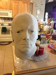 Halloween Mask William Shatners Face by Making My Michael Myers Mask Or Ridiculous Amounts Of
