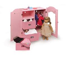 Amazon.com: Badger Basket Mirrored Doll Armoire With 3 Baskets And ... Sheilas Fniture And Crafts Made Pieces For Reese 18 Doll Armoire Victorian Wardrobe Storage Trunk American Girl American Doll Clothes Closet Roselawnlutheran Ana White For Diy Projects Impressive Unfinished Dollhouse 116 Wood Closetarmoire Amazoncom Inch Wish Crown Closet Our Generation Pink Lil