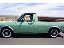 1980 Volkswagen Rabbit Pickup For Sale | ClassicCars.com | CC-1017338 Almosttrucks 10 Ntraditional Pickups Vw Rabbit Truck Ad Print Pinterest Vw Ads And Mk1 Vwvortexcom 1983 Vw Rabbit Truck 17 Gas Cis 5 Speed Factory Non Lost Cars Of The 1980s 31984 Volkswagen Mark I Hemmings Daily Pickup Caddy Drive By In Hd Youtube Archives German For Sale Blog Purchase Used 1981 Volkswagon Coolest Thrghout History Berlin Hinged Tonneau Cover1982 Cc Capsule 1980 Its Season Weld 1984 To Page 3 Vwdieselpartscom For Sale Near Woodland Hills California