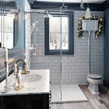 small bathroom ideas plum
