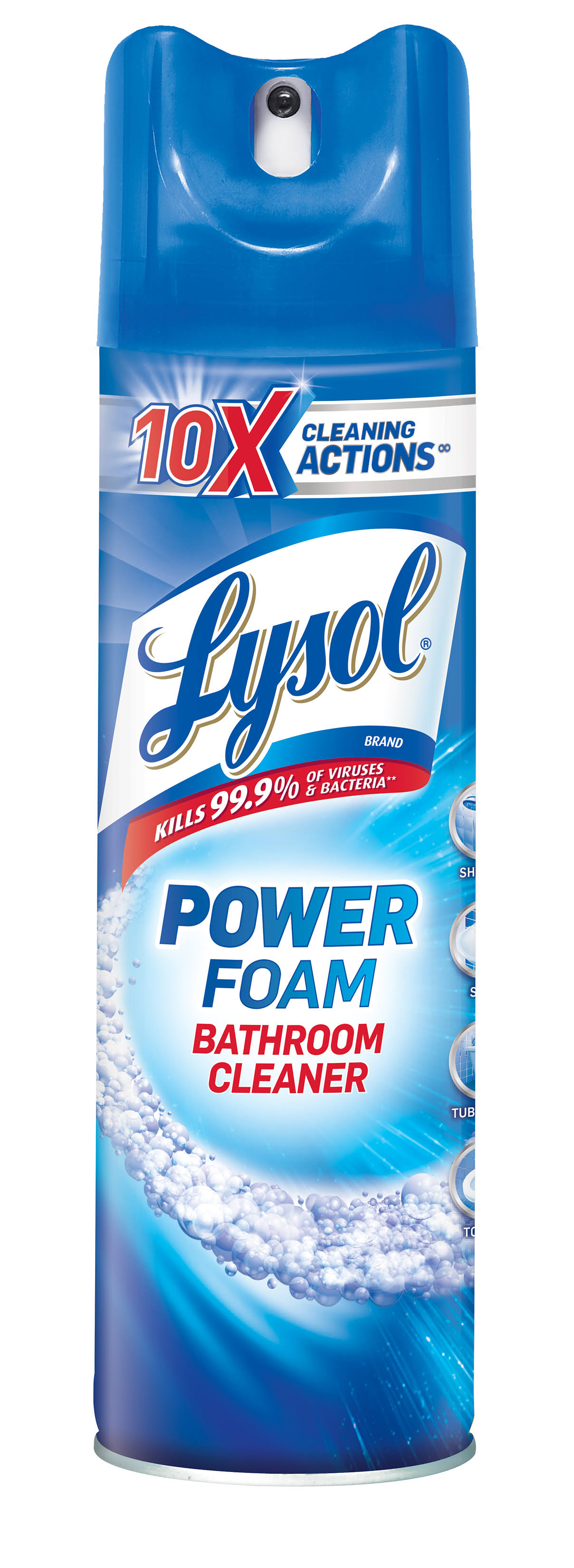Lysol Power Foam Bathroom Cleaner - 24oz