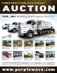 SOLD! May 11 Construction Equipment Auction | PurpleWave, Inc. Perfect Trucks For Sale In Missouri Intertional Bucket Used Forestry Florida Best Truck Resource 1997 Gmc C8500 Awd Single Axle For Sale By Arthur Buy Or Rent Boom Pssure Diggers And Mercedesbenz Actros2543l Crane Trucks Year 2018 Used Boom Trucks For Sale Utility Equipment Inc New Concrete Pump Equiptment Altec Parts Buying Accsories 2011 Cbt11 Penn State Limited Edition Beave