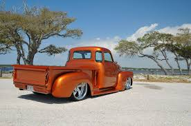 1950 Chevy 3100- The Boss