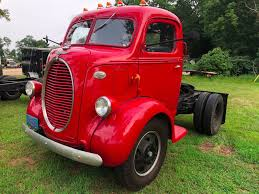 1939 Ford Coe Semi - Oval Princess - 95 Hp Flathead - Rat Rod ...