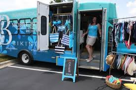 Bikini Bus Delivers Swimwear And Accessories | News & Observer
