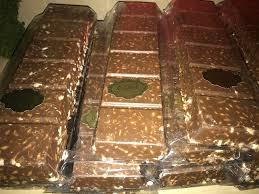 ab sofort wieder puffweizen und puffreis schokolade