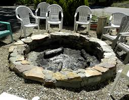 Stone Firepit For The Backyard Using Native Stone And Mortar. A ... Image Detail For Outdoor Fire Pits Backyard Patio Designs In Pit Pictures Options Tips Ideas Hgtv Great Natural Landscaping Design With Added Decoration Outside For Patios And Punkwife Field Stone Firepit Pit Using Granite Boulders Built Into Fire Ideas Home By Fuller Backyards Beautiful Easy Small Front Yard Youtube Best 25 Rock Pits On Pinterest Area How To 50 That Will Transform Your And Deck Or