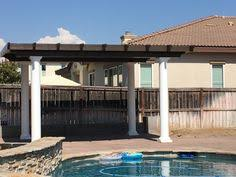 Alumawood Patio Covers Reno Nv by Alumawood Patio Cover With Insulated Roofing Panels Double Header