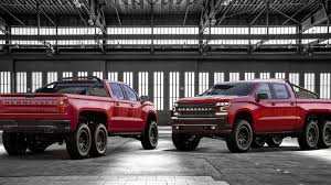 100 6x6 Truck Conversion Chevy Silveradobased Hennessey Goliath Revealed With 705 Horsepower