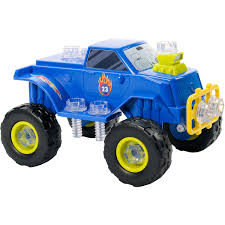 100 Build Mini Monster Truck Educational Insights Design Drill Power Play Vehicles