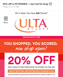 Just Got A Second 20% Off Coupon From Ulta! : MUAontheCheap Ulta Free Shipping On Any Order Today Only 11 15 Tips And Tricks For Saving Money At Business Best 24 Coupons Mall Discounts Your Favorite Retailers Ulta Beauty Coupon Promo Codes November 2019 20 Off Off Your First Amazon Prime Now If You Use A Discover Card Enter The Code Discover20 West Elm Entire Purchase Slickdealsnet 10 Of 40 Haircare Code 747595 Get Coupon Promo Codes Deals Finders This Weekend Instore Printable In Store Retail Grocery 2018 Black Friday Ad Sales Purina Indoor Cat Food Vomiting Usa Swimming Store