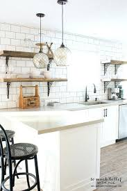 Industrial Kitchen Cabinets Rustic Shelves By Style Cupboards