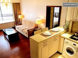 Shanghai 1 Bedroom Apartments for Short Term Rental
