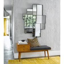 flurbank im vintage stil mit 2 schubladen aus mangoholz l120 maisons du monde