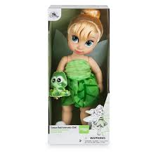 Disney Animators Collection Tinker Bell Doll 16 ShopDisney