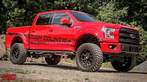 2015-2018 Ford F-150 Traction Bar Kit By Rough Country - YouTube