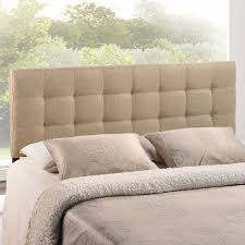Amazon Canada King Headboard by Amazon Com Modway Lily Upholstered Tufted Fabric Headboard King