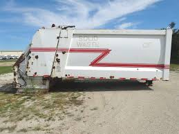 Used 25 Yard Heil Model 5000 - Rantoul Garbage Truck Sales