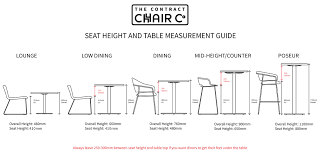 Seat Heights & Table Heights Modern Classic Plywood Zane Lounge Chair Ottoman With Spinal Sled Chairs Products Gillian Tufted Nordisk Helinox Nordiskeu Amazoncom Ckp Fashion Bar Front Desk Vitra Eames Cherry Tequila Sofa A Guide To Table Height Seat Heights Magis Spun Dimeions Drawings Dimeionsguide