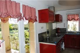 cuisiniste vichy rideau de cuisine broderie cuisine rideau avec des motifs floraux