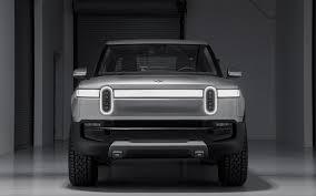 100 All Black Truck Rivian Rit Electric Improb