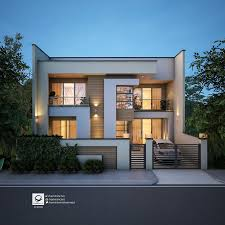 SF Modern House On Behance Amazing Houses In 2019 House House