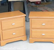 How To Refinish Laminate Furniture How To Paint Laminate Furniture