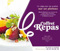 livraison repas au bureau bruneau creations service traiteur à chartres région centre 28
