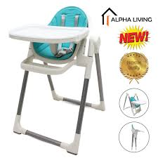Height Adjustable, Foldable Baby High Chair (BAY0224TQ) – Alpha Living Portable High Chair For Feeding Adjustable Baby Seat Good Quality Swing Dinner Folding Buy Costway Infant Toddler Booster Wander Kids Junior Bcf Top 10 Best Chairs Heavycom Amazoncom Evenflo 4in1 Eat Grow Convertible Fold Up Fruit Design Trade Me Detachable And Ding Playset Children Mulfunctional 21 Beach 2019 Ciao Baby Chair The Unforgettable Shower Gift