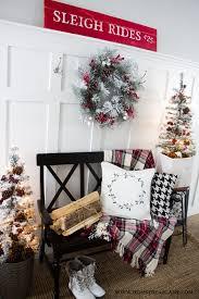 Christmas Tree Flocking Spray by Turn A 10 Walmart Tree Into A Flocked Tree Honeybear Lane