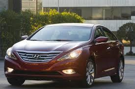2011 2013 Hyundai Sonata Used Car Review Autotrader