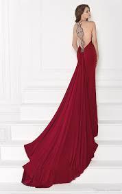 evening dresses mermaid prom dress evening wear backless halter