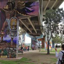 Chicano Park Murals Map by Renaissance In Barrio Logan U2013 The Coast News Group