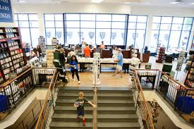 Yale Bookstore, A Barnes & Noble College Store - The Shops At Yale Barnes Noble On Fifth Avenue In New York I Can Easily Spend The Jade Sphinx We Visit Planted My Selfpublished Book Nobles Shelves And Rutgers To Open Bookstore Dtown Newark Wsj 25 Best Memes About Bookstores 375 Western Blvd Jacksonville Nc Restaurant Serves 26 Entrees Eater Books Beer Brisket As Reopens The Galleria Jaime Carey Leaving Dancers Among Us Is Featured Today By One Day Monroe College Opens With Starbucks Gears Up For Battle With Amazon Barrons